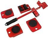 Furniture Transport Tools Durable Furniture Shifter Lifter Set With 4 Corner...