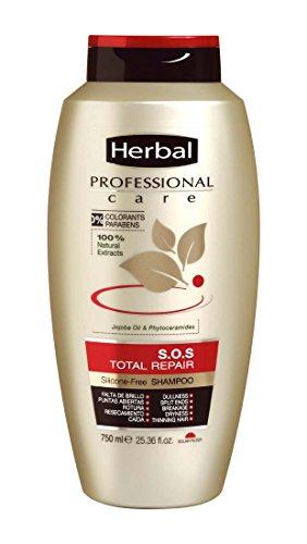 Herbal Professional Care Total Repair Shampooing 750 ml