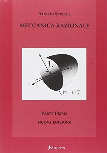 Meccanica razionale: 1