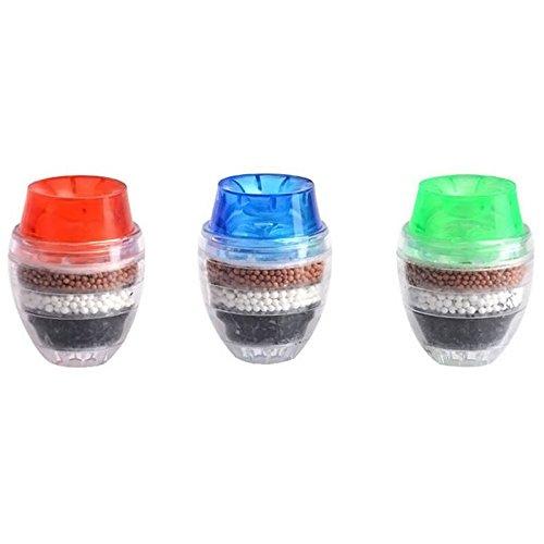 ZAILHWK Mini Home Coconut Carbon Cartridge Faucet Tap Water Clean Purifier Filter
