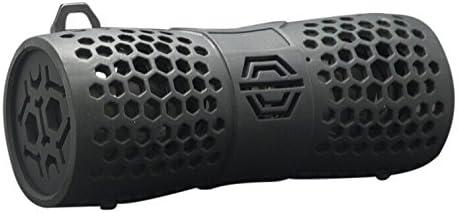 Sylvania SP8-BLACK Water Resistant Bluetooth Speaker