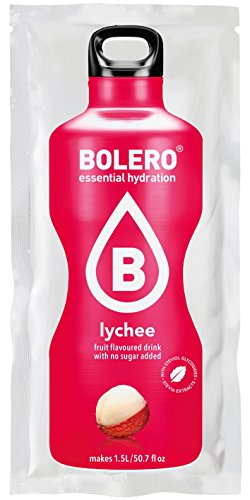 Bolero Bolero - 12 sobres Lichis (Lychees)
