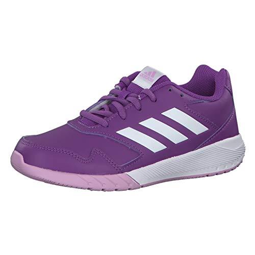 adidas Unisex-Kinder Altarun Fitnessschuhe, Violett (Vioray/Ftwbla/Lilcla 000), 38 EU