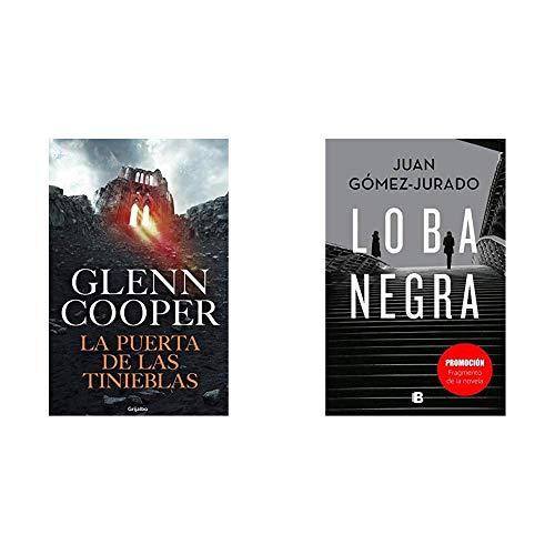 La puerta de las Tinieblas (Trilogía Condenados 2) + Fragmento de la novela Loba Negra (No venal)