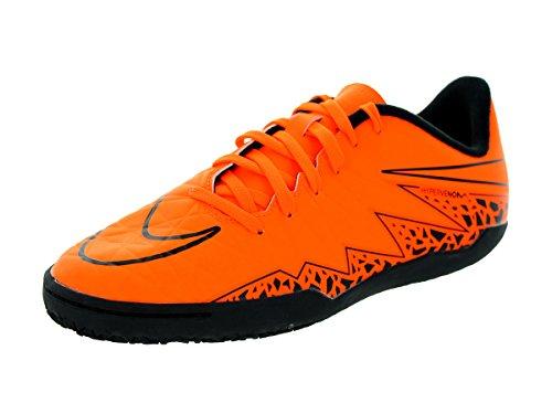Nike Hypervenom Phelon Ii Ic, Unisex Niños Entrenamiento de Fútbol, color Naranja, talla 33 EU