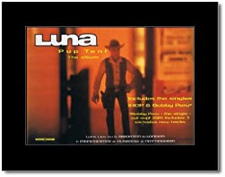 Music Ad World Luna - Pup Tent Mini Poster - 21x13.5cm