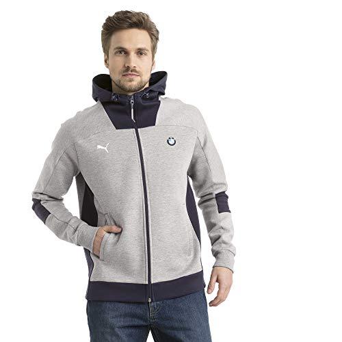 PUMA Sweatshirt à Capuche zippé BMW Motorsport