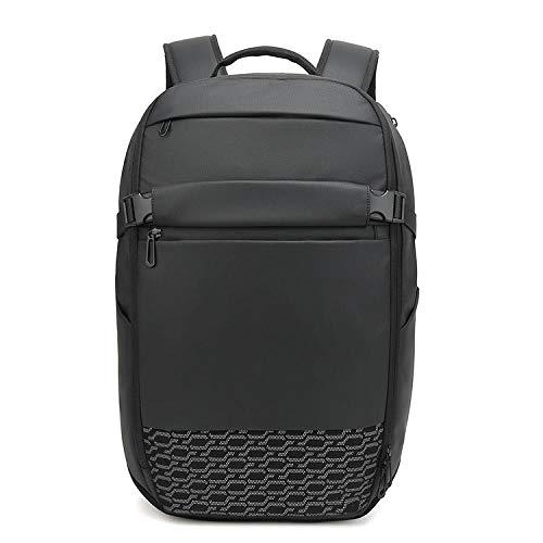Yidajiu Rugzak voor dames, hoge capaciteit, multifunctioneel, diefstalbeveiliging, 17 inch, voor laptop, mannen, waterdicht, reizen, rugzak, vochtige tas