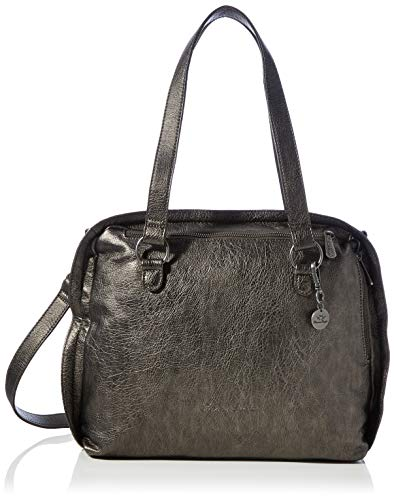 Fritzi aus Preussen Damen Gwen medium Shopper, Metal, One Size
