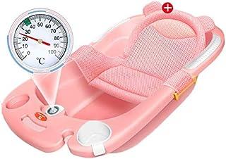 Beautiful Bathtub Bath Bed Shampoo Chair Baby Bathtub Removable Bath Net Baby Bather Circle Bath Seat Neonatal Bathtub Bat...