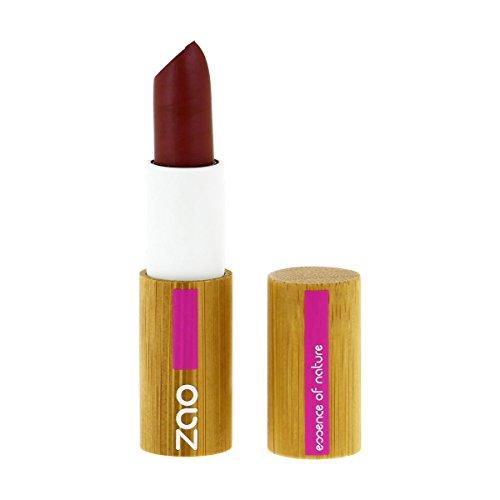 Zao Make-up - Rouge à lèvres mat n°463 Rose rouge - Livraison Gratuite pour les commandes en France - Prix Par Unité