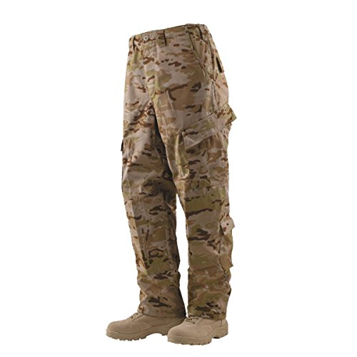 Tru-Spec Mens Tactical Response Uniform Pants Pantalon décontracté, Multicam Arid, XXL Homme