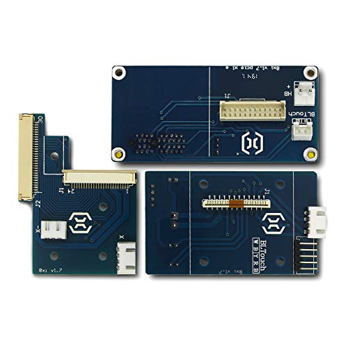 Aibecy Scheda adattatore di ricambio per kit scheda PCB Artillery X/Z/E con cavo compatibile con stampante 3D Sidewinder X1 Ricambi e accessori per stampanti 3D