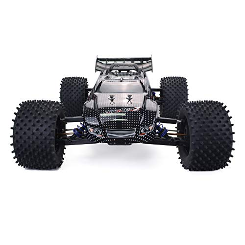 RC Auto kaufen Truggy Bild 4: FairOnly ZD Racing 9021-V3 1/8 2.4G 4WD 80km / h Brushless Rc Auto Full Scale Electric Truggy RTR Spielzeug Black vehicle RTR*
