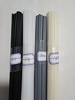 20PCS Plastic welding rods ABS/PP/PVC/PE welder rods for plastic welder