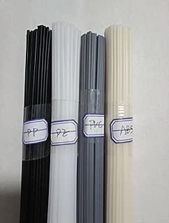 20PCS Plastic welding rods ABS/PP/PVC/PE welder rods for plastic welder gun/hot air gun 1PC=19.5 Inch