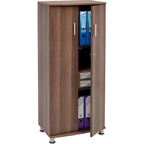Piranha Midischrank mit 3 Ablagen passend zu unserem Angebot von Büromöbeln PC6w