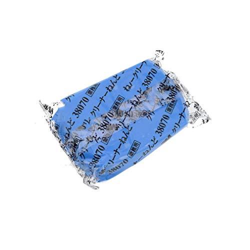 HermosaUKnight 1pc Magic Clay Bar Clean Clay Bar Limpiador de Detalles automático Limpiador de Coches Arcilla (Azul)