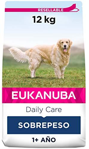 Eukanuba Daily Care Alimento seco para perros adultos con sobrepeso 12 kg 🔥