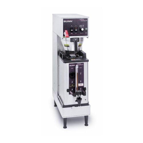 BUNN S/S Single Soft Heat Brewer / 10.6 Gal/Hr