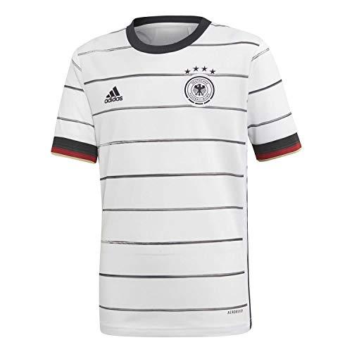 adidas Jungen DFB H JSY Y T-shirt, weiß, 11-12 Years (L)