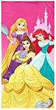Jay Franco Disney Princesses We are Strong Kids Bath/Pool/Beach...