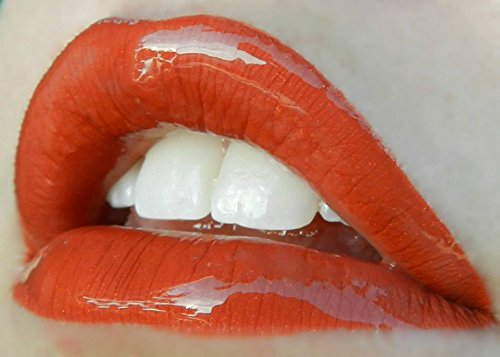 LipSense Liquid Lip Color, Persimmon, 0.25 fl oz / 7.4 ml