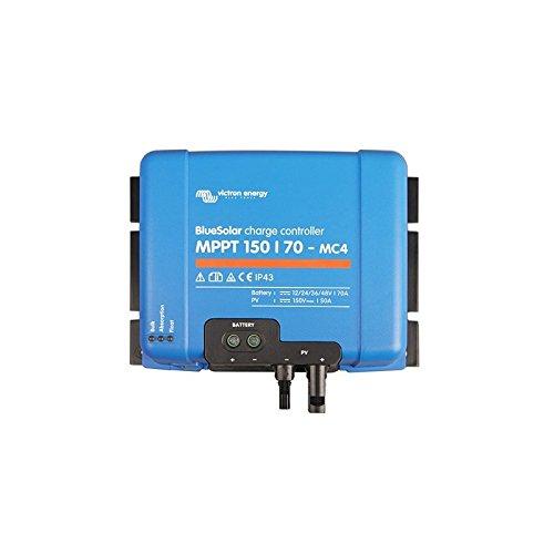Victron Energy - Controlador de carga MPPT BlueSolar 150/70-MC4 150 Voc 70A Victron Energy - SCC010070300