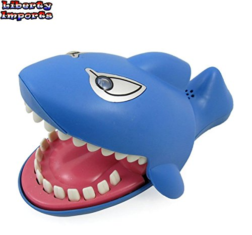 Ochine Fish Tricky Snappy Shark Bite Attack Board Game Interactive Family Fun Game Toys Desktop Party Toy