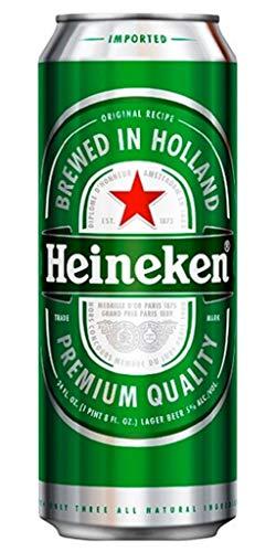 Heineken 50cl (lot de 48 canettes)