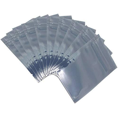 Pack of 50 Anti Static Bags Zipper …