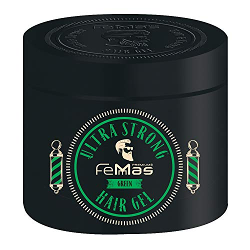 FemMas Haargel Ultra Strong Green 600ml Hairgel