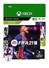 FIFA 21 Standard Xbox One - Download Code [inkl. kostenlosem Upgrade auf Xbox Series X] © Amazon