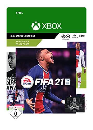 FIFA 21 Standard Xbox One (Pre-Purchase) - Download Code