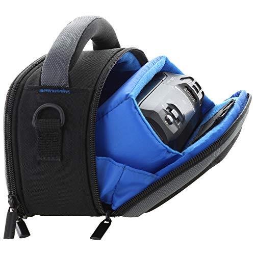Custodia rigida per videocamera, adatta a Panasonic HC V180, V380, V777 - Sony HDR CX240E, CX405