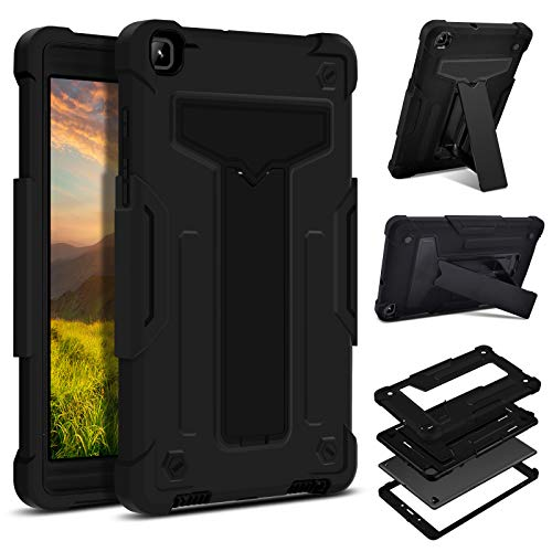 KATUMO Heavy Duty Hülle für Samsung Galaxy Tab A 8.0 2019 (SM-T290/T295/T297) Schutzhülle Shockproof Hülle für Samsung Galaxy Tab A 8.0 2019 Hülle Stoßfest SM-T290