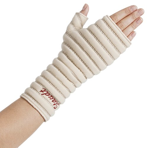 Staudt Handgelenk Manschette Gr.: M (paarweise), Einsatz bei Karpaltunnelsyndrom, Arthrose der Handgelenke und chronische Polyarthritis