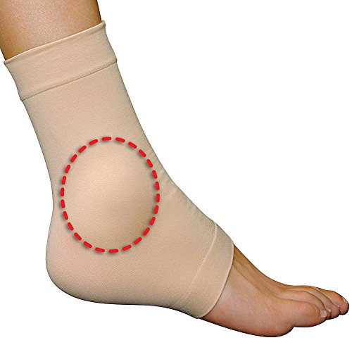 PediFix Ankle Bone Protection Sleeve, 1 Pack