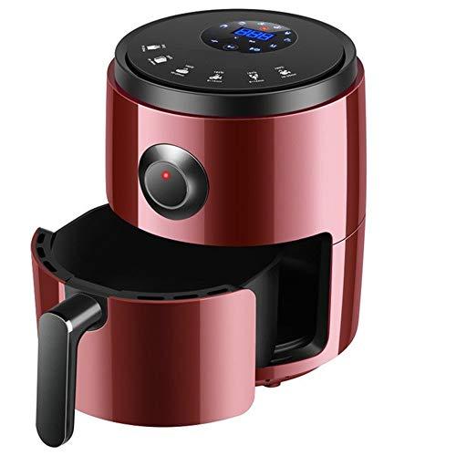BABIFIS Air Fryer Multifunctionele elektrische pan, zonder olie, voor thuis en op het vloeibare kristal van de machine Smart Fryer, kippenogen