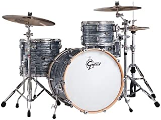 GRETSCH RN1 - R643 - Sop - renombre arce 24/13/16 - ostra perla plata baterías Rock drumkits