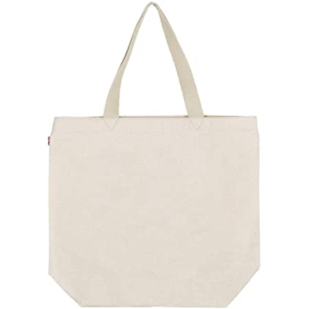 Levi's Blank Canvas Red Tab Tote - Bolso para mujer
