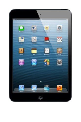 Apple iPad Mini Tablet, Colore Nero e Ardesia