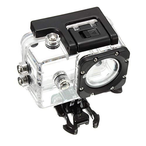 Resistente al agua completa Familymall Dive impermeable para SJ4000 videocámaras