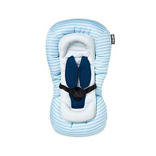 Béaba 915026 Sitzpolster Wippe Baby, blau