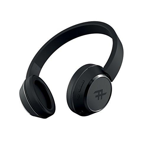 iFrogz IFOPOH-BK0 Audio Coda Wireless Kopfhörer mit Mikrofon schwarz