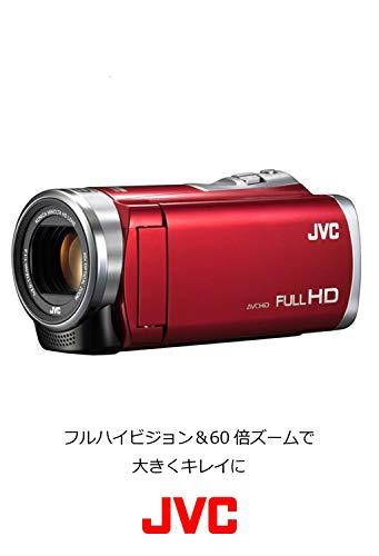 JVC『Everio(GZ-E109)』