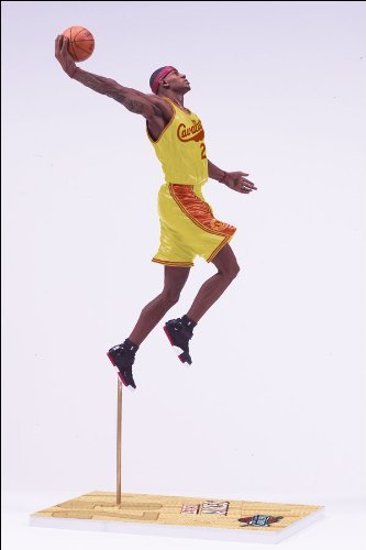McFarlane Toys NBA Sports Picks Series 17 Lebron James