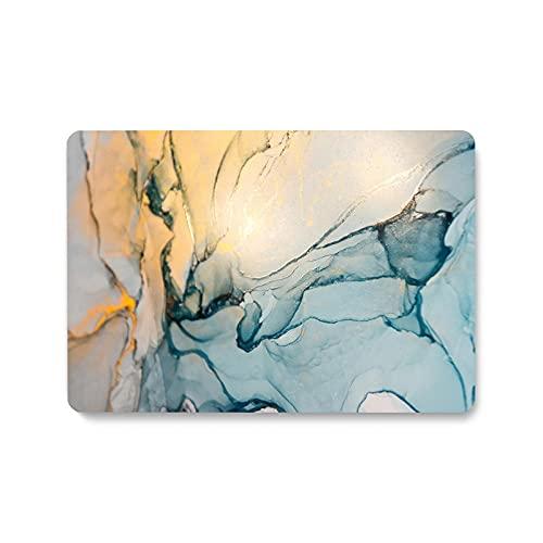 Funda de mármol para portátil MacBook Air Pro 11 12 13 15 16 2020 Funda para Mac Book Pro 13 pulgadas A2289 A2251 Case Style H-Pro 13 A1708