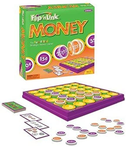 Flip'n Link Money Game by Emines