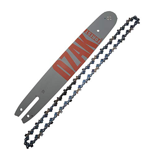 Jardiaffaires Guide chaîne Pro tronçonneuse 35cm 3 8 1,3mm 50E = Oregon 140spea074